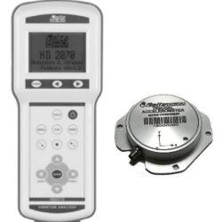 Máy đo độ rung toà nhà Delta Ohm HD2070.BV