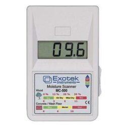Máy đo độ ẩm gỗ vật liệu Exotek MC-500 (Đức - Pin-less)