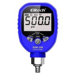 Máy đo áp suất chất môi lạnh Elitech PGW-500 HVAC