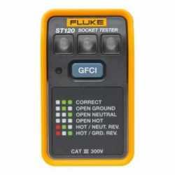 Máy đo ổ cắm Fluke ST120 GFCI