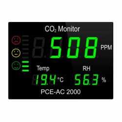 Máy đo carbon Dioxide PCE-AC 2000