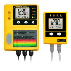 Máy đo cacbon điôxít PCE-WMM 50