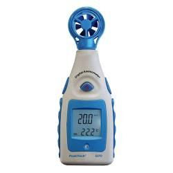 Máy đo gió với nhiệt kế PeakTech P5170