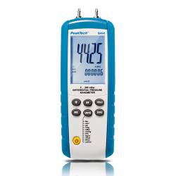 Máy đo chênh lệch áp suất PeakTech P5144