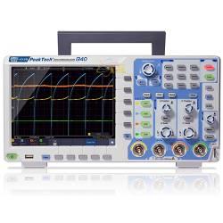 Máy hiện sóng kỹ thuật số PeakTech P1340