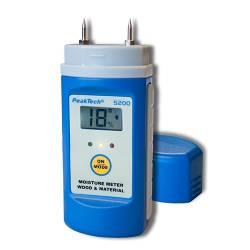 Máy đo độ ẩm gỗ và vật liệu Peaktech P5200