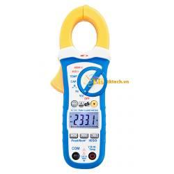 Ampe kìm hiện đại PeakTech P1650