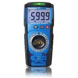 Đồng hồ vạn năng kỹ thuật số PeakTech P3349