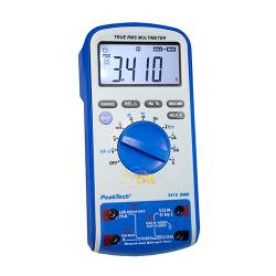 Đồng hồ vạn năng kỹ thuật số PeakTech P3410