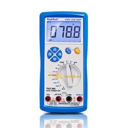 Đồng hồ vạn năng kỹ thuật số PeakTech P3490