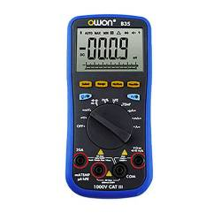 Đồng hồ vạn năng kỹ thuật số Owon D33