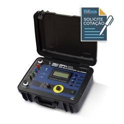 Máy đo điện trở mini Tentech MPK102e