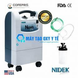 Máy tạo Oxy y tế tại nhà Nidek Mark 5 Nuvo Lite